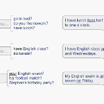 A1 ESL Lesson plan - Questions about time