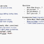 ESL Lesson plan B1 - Frequency adverbs